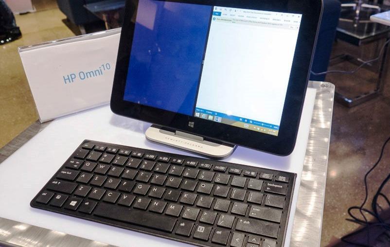 Tablet HP Omni 10 Dirilis, Diperkirakan Meluncur November Mendatang
