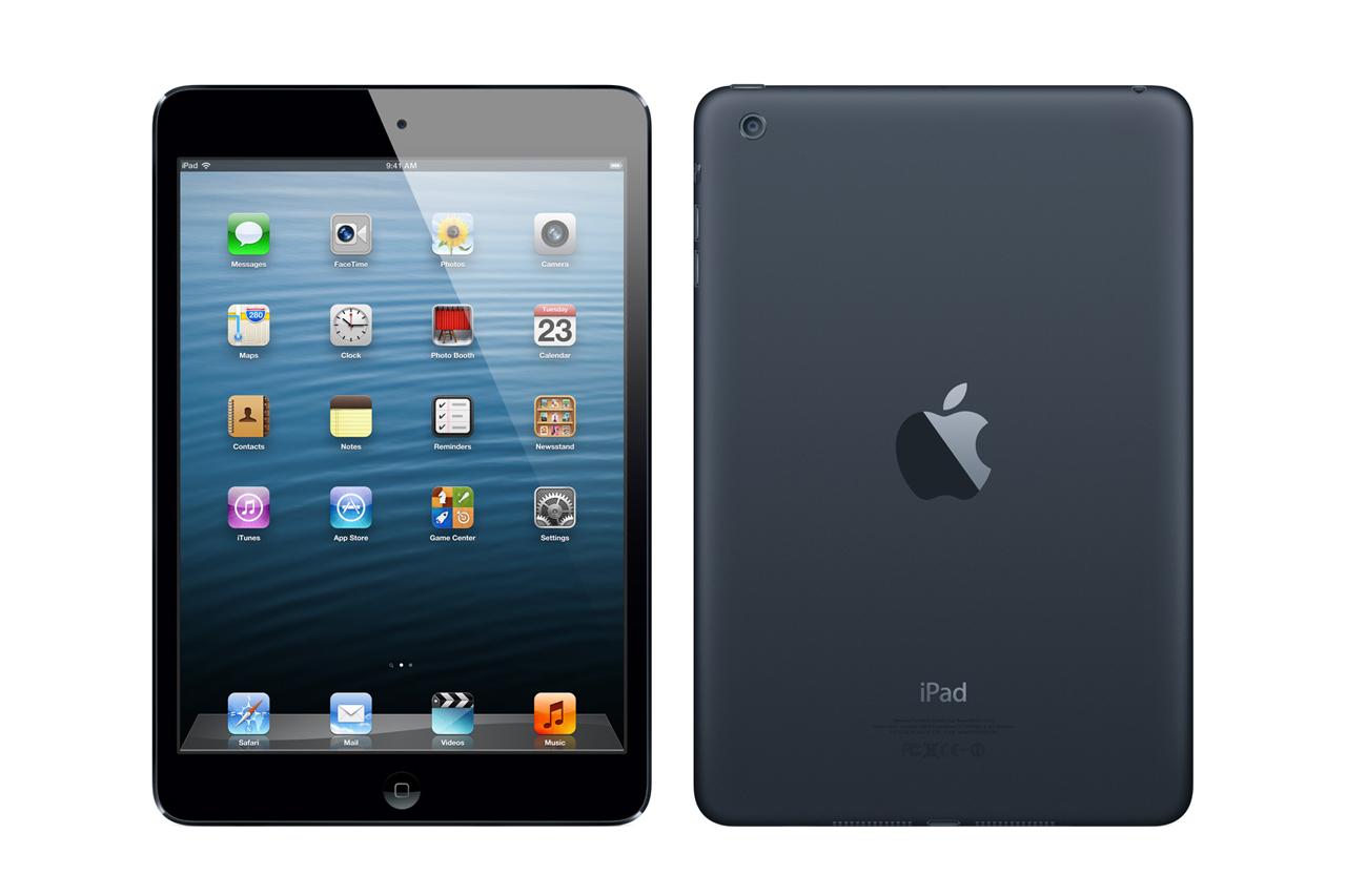 Apple Hilangkan Retina Display Pada iPad Mini 2