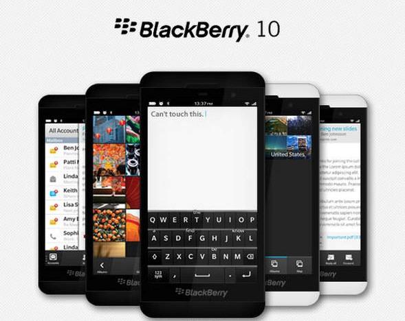 Blackberry 10 Dapat sertifikasi dari NATO