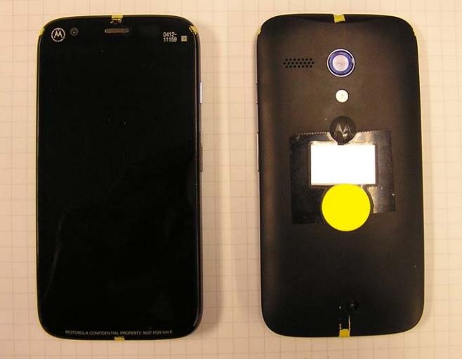 Bocoran foto Moto DVX terlihat di FCC