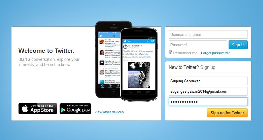 Cara Daftar Twitter2