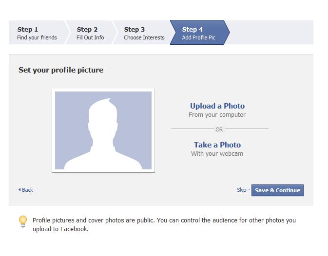 Cara Membuat Facebook6