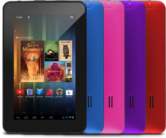 Ematic EM63, Tablet Android 7 Inci Murah