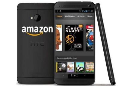 HTC dan Amazon Siapkan Smartphone Baru