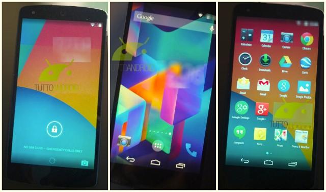 Ini Dia Bocoran Screenshot Terbaru Android 4.4 KitKat