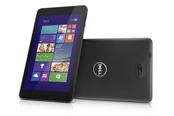Inilah Tablet Terbaru Dell, Venue 7 dan Venue 8!