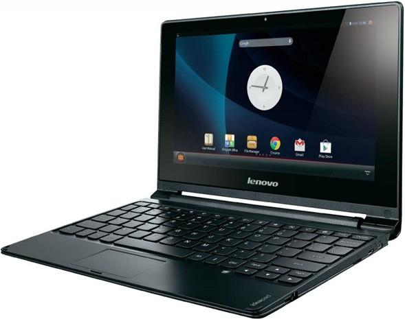Lenovo IdeaPad A10, Laptop Android Resmi Diperkenalkan