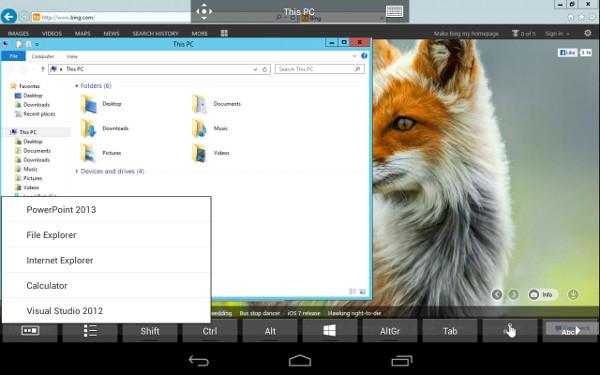 Microsoft Remote Desktop App iOS & Android