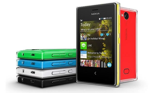 Nokia Asha 500.502,503