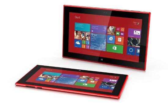 Nokia Lumia 2520, Tablet Nokia Pertama Resmi Dirilis