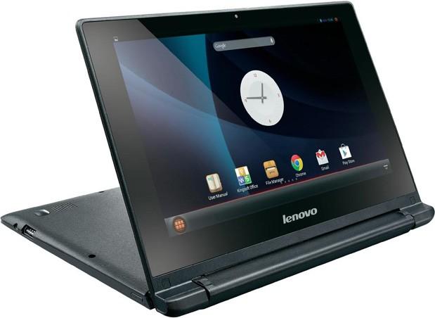Notebook Lenovo A10 Gunakan Android