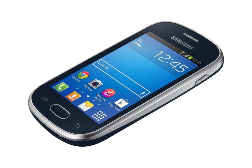 Samsung Galaxy Fame Lite, Ponsel Android Murah dari Samsung