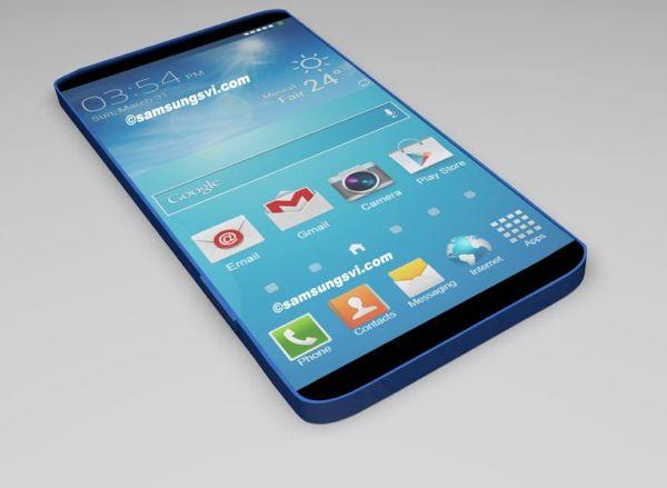 Samsung-Galaxy-S5 Gunakan Material Plastik