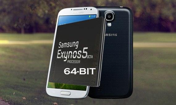 Samsung Galaxy S5 Gunakan Prosesor Exynos 64-bit