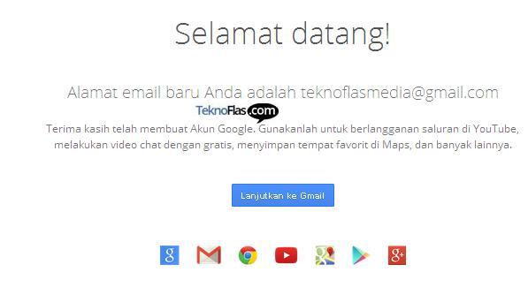 cara buat email  terbaru