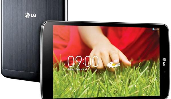 Harga LG G Pad 8.3 Rp 5,8 Jutaan, Meluncur 14 Oktober Mendatang