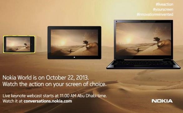 Nokia Lumia 1320 dengan Layar Lebar akan Dirilis 22 Oktober Mendatang?