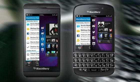 BlackBerry Siapkan Z50 dan Q30, Smartphone BB 2014