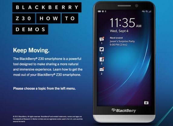 BlackBerry Z30 Resmi Meluncur ke Pasar Indonesia