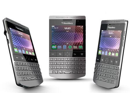 Blackberry Porsche Design P'9982 Smartphone Untuk Kelas Atas