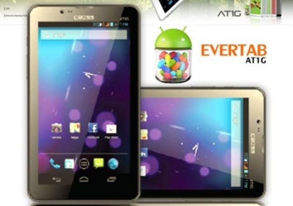 Daftar Harga Tablet Evercoss Mulai Rp 1 Jutaan