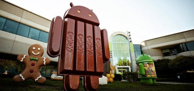 Google Resmi Meluncurkan Android KitKat 4.4 dan Nexus 5