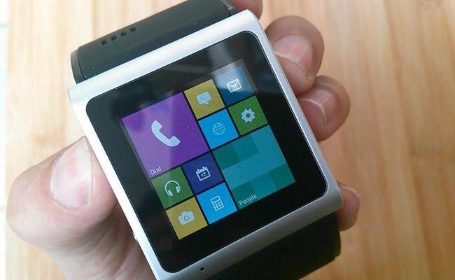Goophone Smartwatch Berbasis Android Hadir Dengan Processor Dual Core 1.2 GHz