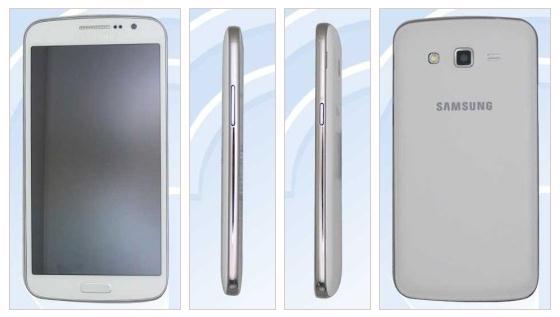 Inilah Bocoran Samsung SM-G7106, Smartphone Dual-SIM Layar Lebar