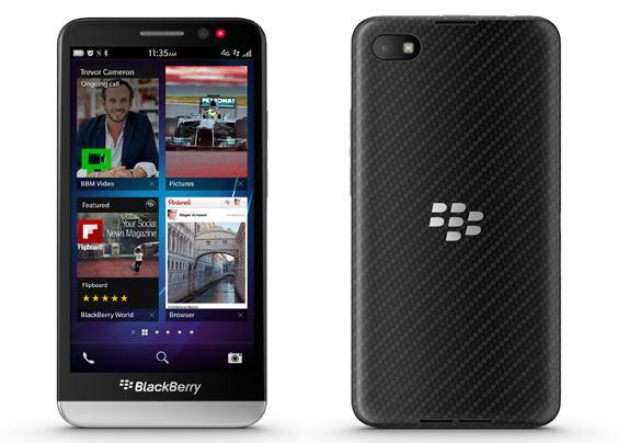 Inilah Kelebihan dan Kekurangan Blackberry Z30
