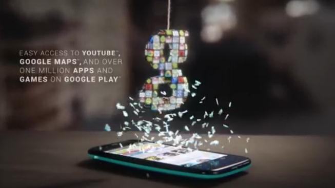 Inilah Video iklan pertama Moto G