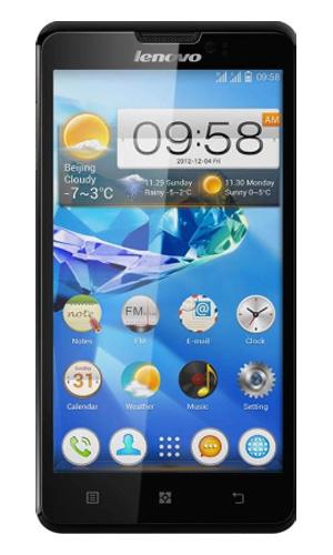Lenovo P780 HP Android Quad Core Murah Spesifikasi Jempolan