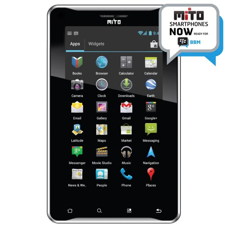 Mito T720, Tablet Android Cukup 1 Jutaan