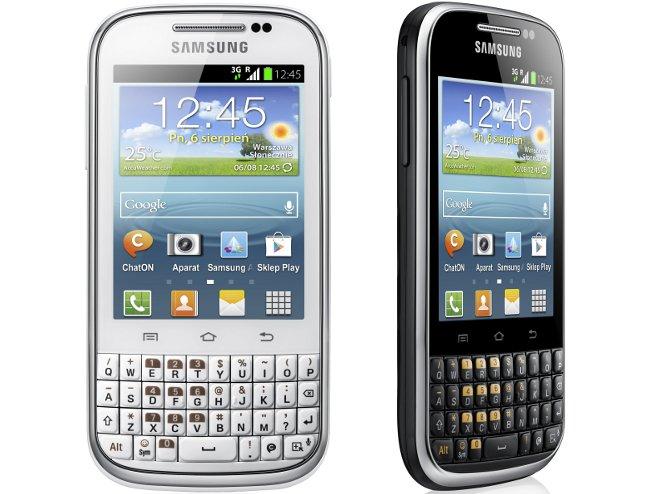 Samsung Galaxy Chat Harga Murah, Cocok Buat Yang Suka Chatting