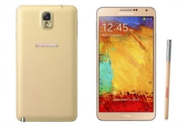 Samsung Galaxy Note 3 Warna Emas dan Merah akan Segera Diluncurkan