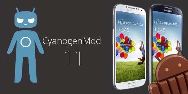 Samsung Galaxy S4 Sudah Bisa Gunakan Android KitKat dengan CyanogenMod 11