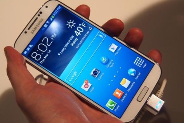 Samsung Galaxy S5 Akan Gunakan Layar WQHD