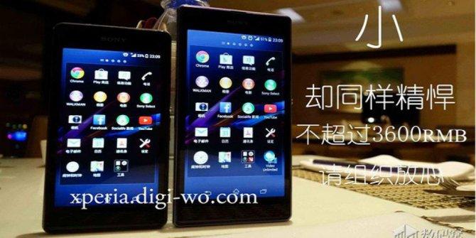 Sony Xperia Z1S Pesaing baru Samsung Galaxy S4 Mini