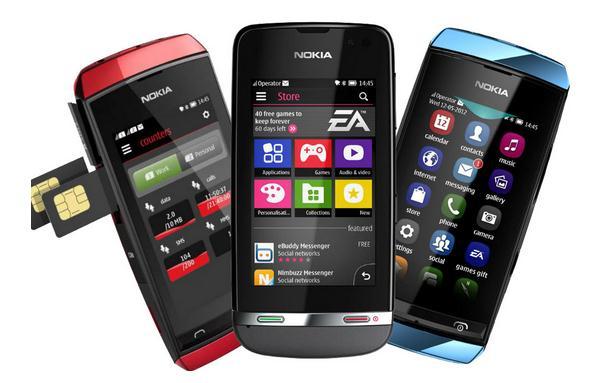 Spesifikasi dan Harga Nokia Asha 305