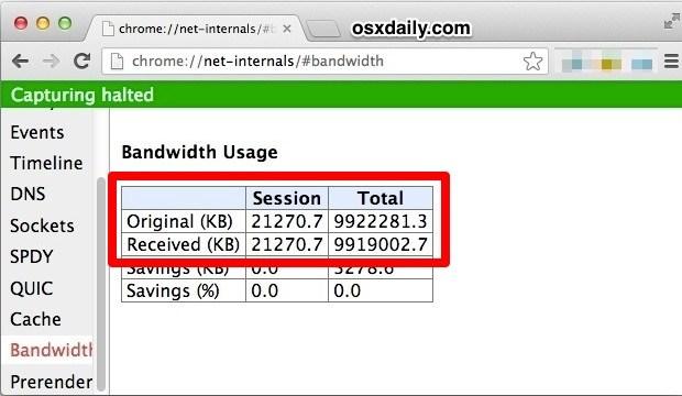 Tips Mengecek Penggunaan Bandwidth di Chrome Browser