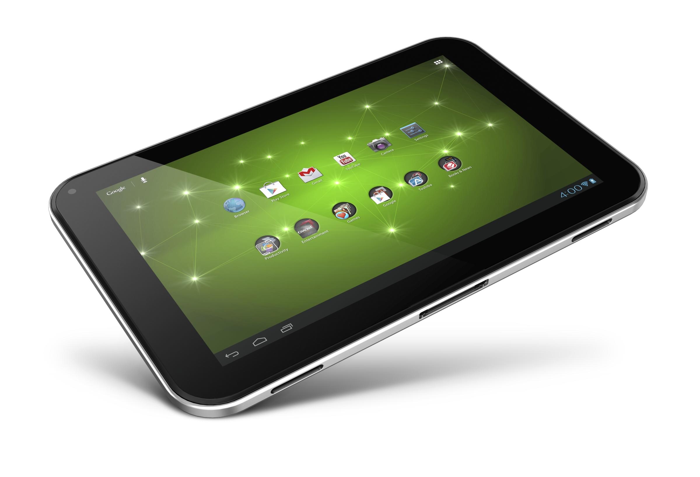 Toshiba Excite 7 Ramaikan Pasar Tablet Android