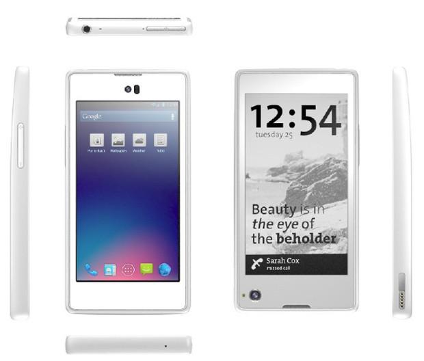 YotaPhone, Ponsel Dua Layar Meluncur Desember