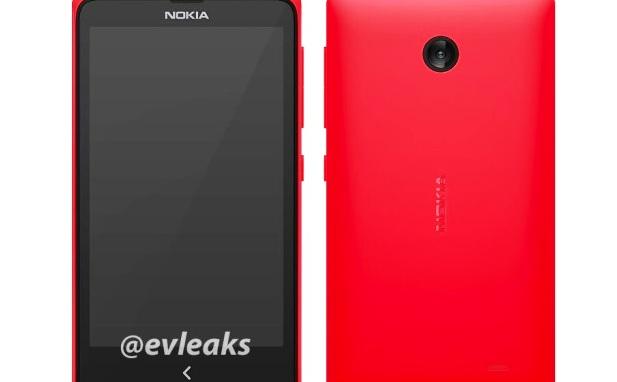 Bocoran Wujud Nokia Normandy Beredar, Lumia atau Asha?