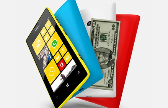 Harga Nokia Lumia 520 Dibandrol Rp 600 Ribuan Tanpa Kontrak