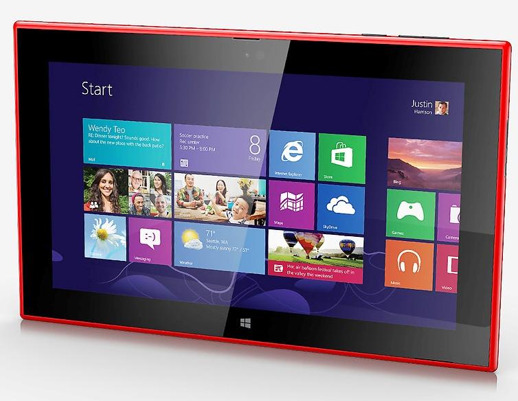 Harga Tablet Nokia Lumia 2520 Dibandrol Rp 4,6 Jutaan dengan Sistem Kontrak