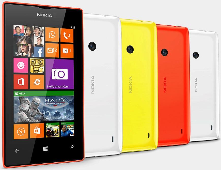 Inilah Spesifikasi Lengkap Nokia Lumia 525