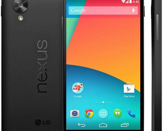 Inilah Spesifikasi Phablet LG Nexus 5, Mengusung OS Android 4.4 KitKat
