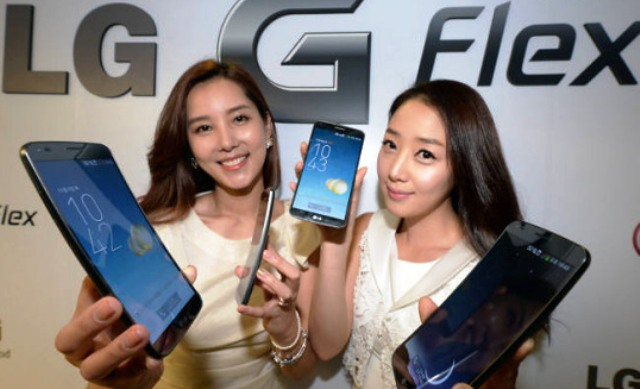 LG G Flex akan Dirilis 12 November di Korea, Siap Bersaing dengan Samsung Galaxy Round