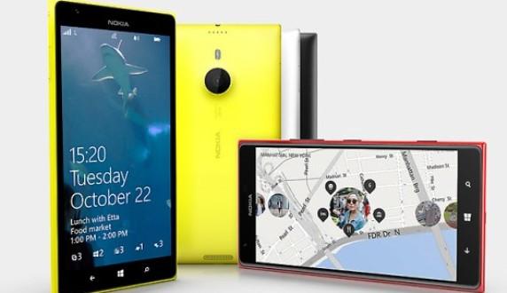 Pre-order Phablet Nokia Lumia 1520 Dibandrol Rp 2,2 Jutaan Sistem Kontrak