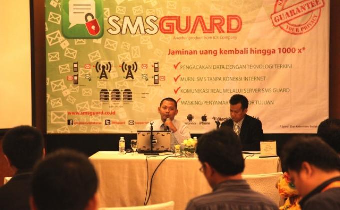 sms-guard Aplikasi SMS Anti sadap
