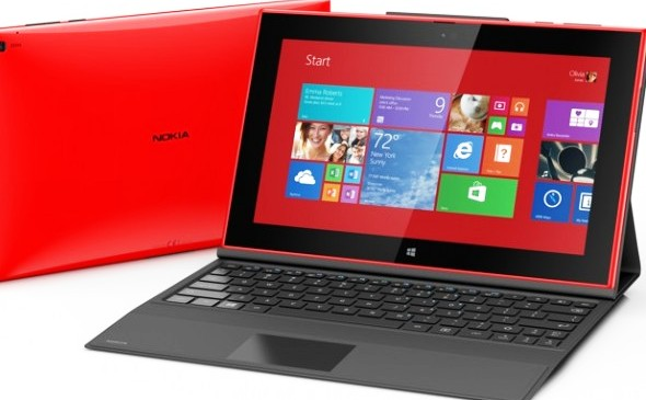 Tablet Nokia Lumia 2520 akan Tersedia Mulai 22 November via AT&T
